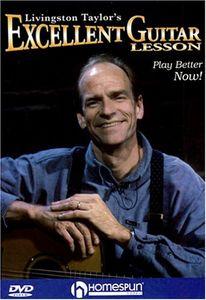 Taylor, Livingston: Excellent Guitar Lesson