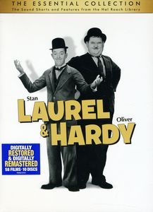 Laurel and Hardy: The Essential Collection