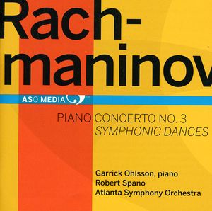 Piano Concerto No 3 Symphonic Dances