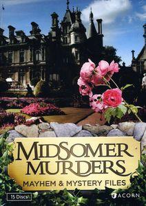 Midsomer Murders: Mayhem and Mystery Files