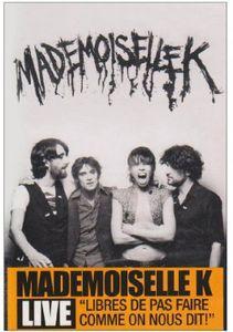 Mademoiselle K Live [Import]