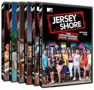 """Jersey Shore: The Complete Series Pack , Mike """"The Situation"""" Sorrentino"""