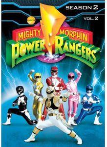 Mighty Morphin Power Rangers: Season 2 Volume 2