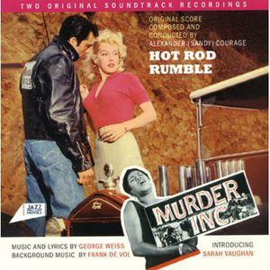 Hot Rod Rumble /  Murder Inc. (Original Soundtrack) [Import]