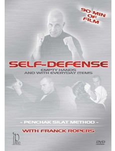 Self Defense: Empty Hands and With Every Day Items With Franck Ropers