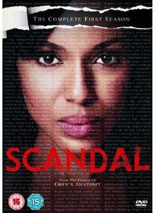 Scandal: Season 1 [Import]