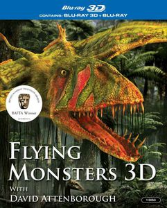 Flying Monsters 3D [Import]