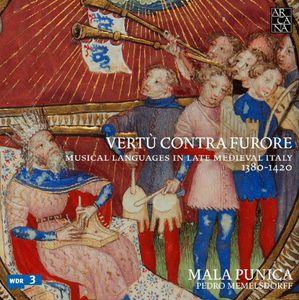 Vertu Contra Furore Musical Languages in Late