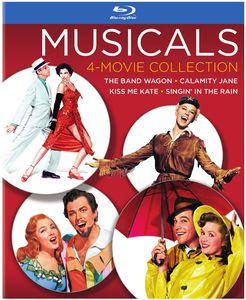 Musicals 4-Movie Collection