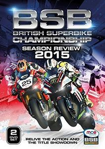 British Superbike Championship Season Review 2015 [Import]