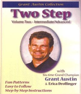 Two Step With Grant Austin: Volume Two, Intermediate