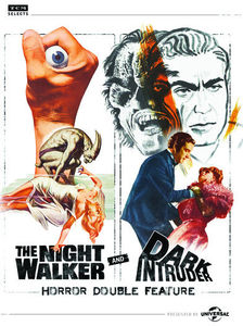 The Night Walker /  Dark Intruder (Horror Double Feature) , Robert Taylor