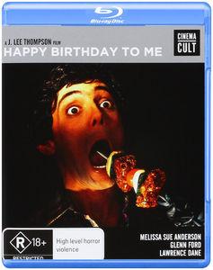 Happy Birthday to Me [Import]