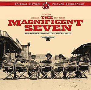 Magnificent Seven Ost + 4 Bonus Tracks [Import]
