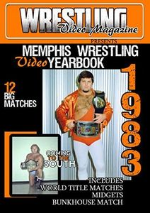 1983 Memphis Wrestling Video Yearbook: Volume 2