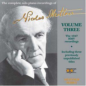 Complete Solo Pno Recordings Vol. 3