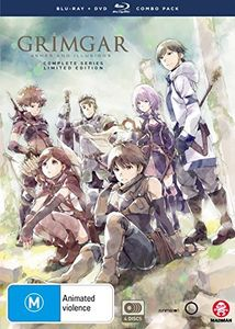 Grimgar Ashes & Illusions: Complete Series [Import]