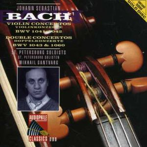 Bach J.S: VLN Ctos