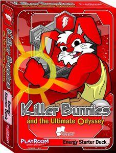 Killer Bunnies: Ultimate Odyssey - Energy StarterDeck