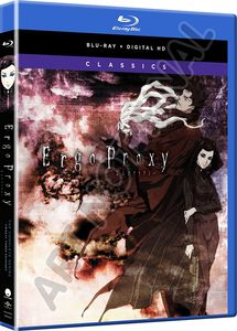Ergo Proxy: The Complete Series - Classic