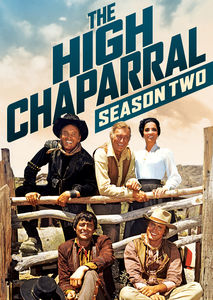 The High Chaparral: Season Two , Leif Erickson