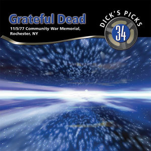 Dick's Picks Volume 34 Community War Memorial , The Grateful Dead