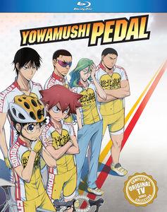 Yowamushi Pedal: Complete Original Series