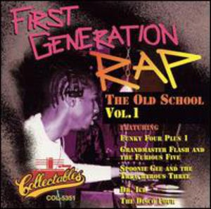First Generation Rap 1 /  Various