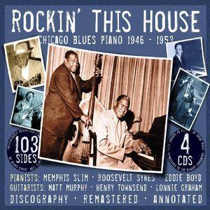 Rockin This House , Memphis Slim