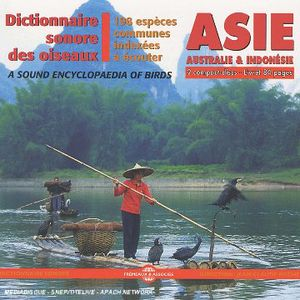 A Sound Encyclopaedia Of Birds Of Asia 198 Species