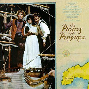 Pirates of Penzance /  O.B.C.