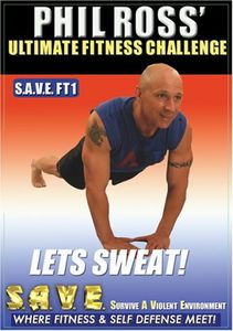 Ultimate Fitness Challenge: Let's Sweat With Phil Ross