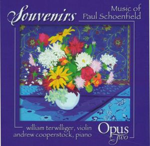 Souvenirs: Music of Paul Schoenfield