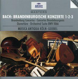 Concertos 1 2 & 3