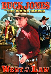 Rough Riders: West of the Law