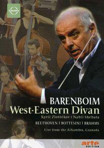 Daniel Barenboim: West-Eastern Divan Orchestra