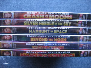 Rocky Jones: Space Ranger Collection