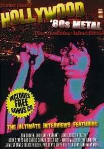 80s Metal Rockstar Interviews