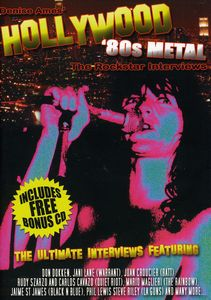 80s Metal Rockstar Interviews