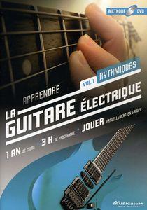 Apprendre la Guitare Electrique 1 [Import]