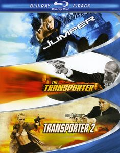 Action 3 Pack Blu-ray
