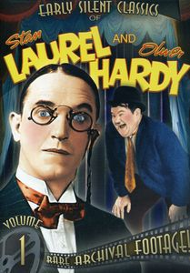 Early Silent Classics of Stan Laurel and Oliver Hardy: Volume 1