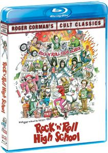 Rock 'n' Roll High School (Roger Corman's Cult Classics)
