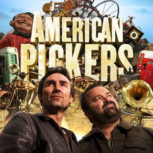 American Pickers: Volume Two , Mike Wolfe