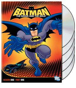 Batman: The Brave and the Bold: Season One, Part One