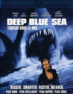 Deep Blue Sea [Import]