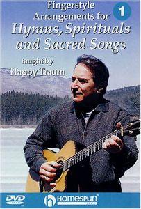 Fingerstyle Arrangements for Hymns Spirituals 1