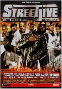 Vol. 3-Street Live Mag [Import]