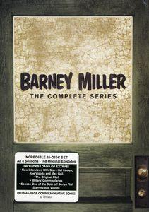 Barney Miller: The Complete Series , Hal Linden