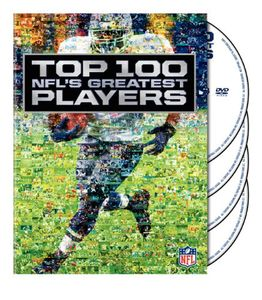 NFL Top 100: NFL's Greatest Players (Digibook)